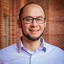 Nelson Sigrah | Academic Advisor
