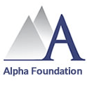 Alpha Foundation logo