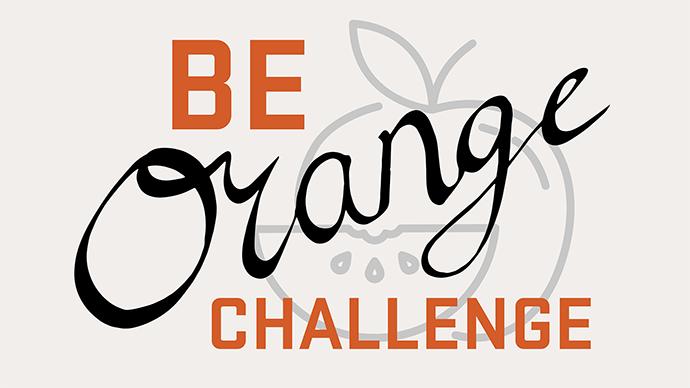 be orange challenge