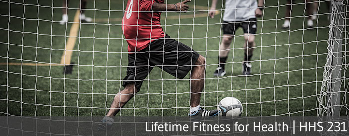 Lifetime Fitness for Health | HHS 231 | College of Public Health and Human Sciences