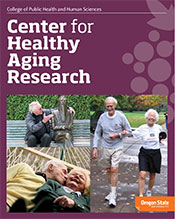 Download Brochure | Center for Healthy Aging Research
