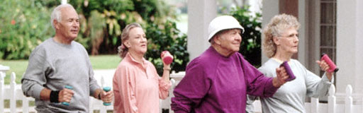 Online Resources for Healthy Aging