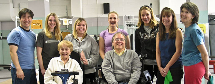 Multiple Sclerosis Exercise Program | College of Public Health and Human Sciences