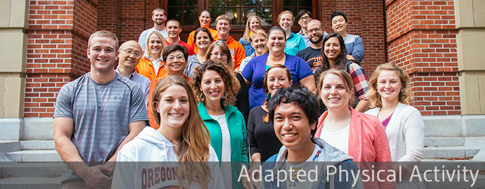 Adapted Physical Activity | Kinesiology | College of Public Health and Human Sciences