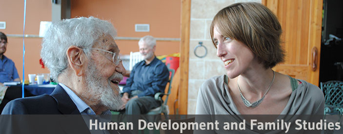 Human Development and Family Studies | Graduate Programs | College of Public Health and Human Sciences