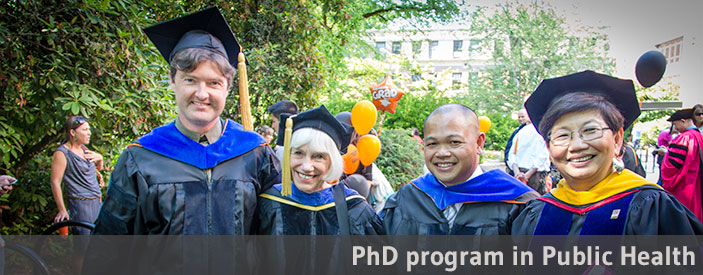PhD Program in Public Health