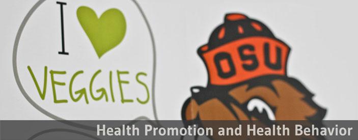 Health Promotion and Health Behavior