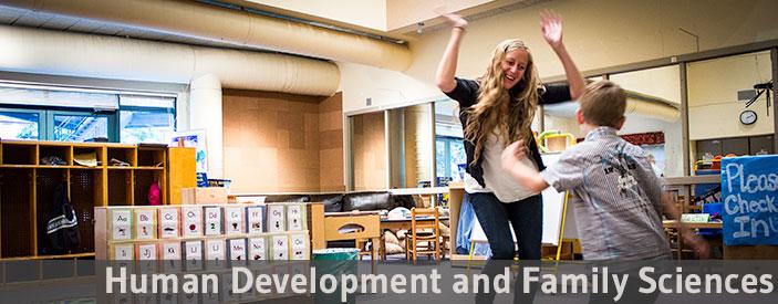 Human Development and Family Studies undergraduate program