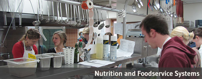 Nutrition and foodservice systems