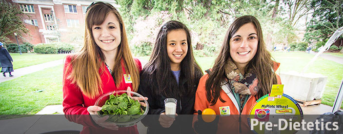 Pre-Dietetics Program | College of Public Health and Human Sciences | Oregon State University