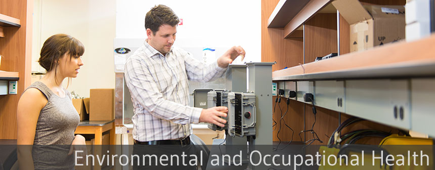 Environmental and Occupational Health | College of Public Health ...