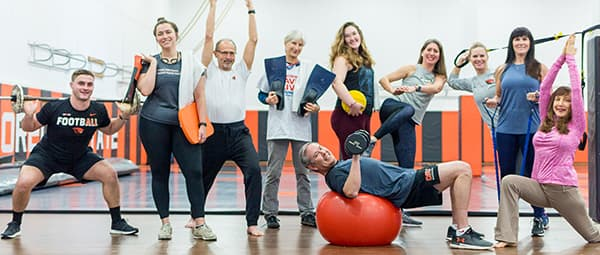 Faculty Staff Fitness