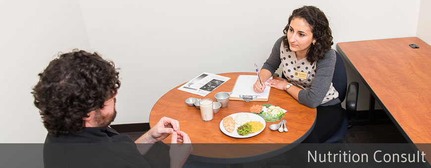 Nutrition Consult | Faculty Staff Fitness
