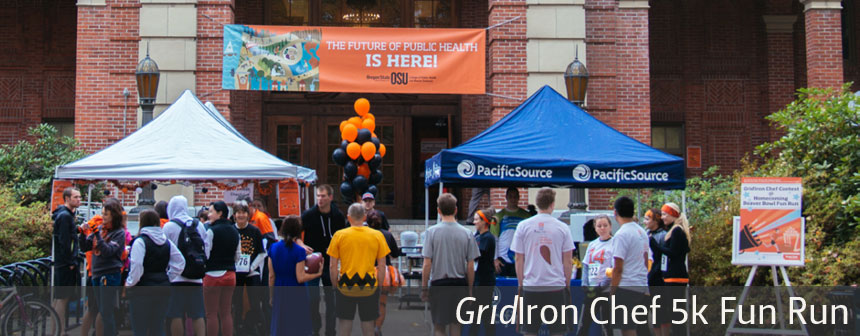 GridIron Chef 5k Fun Run