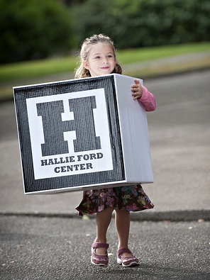 Donate to the Hallie Ford Center