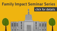 Family Impact Seminar Series | Hallie Ford Center