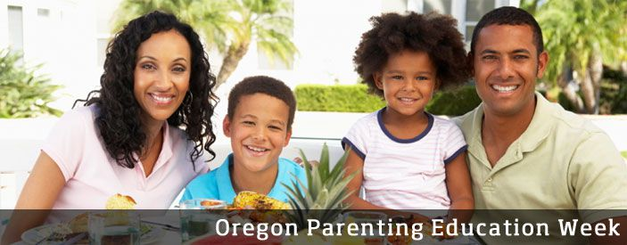 Oregon Parenting Education Week
