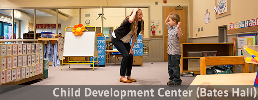 Child Development Center (Bates Hall)