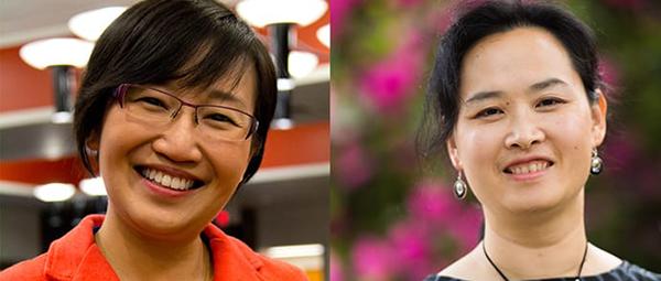 Longtime colleagues take helm of key OSU nutrition centers