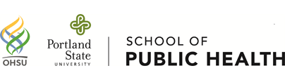 OHSU PSU SPH logo