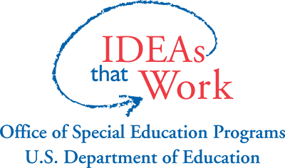 OSEP (IDEAs that Work logo)