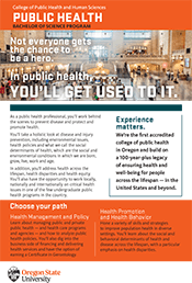 Public Health undergrad instert