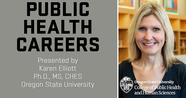 Public Health Careers: The World Needs You