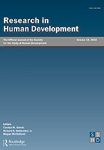 Research in Human Development thumbnail