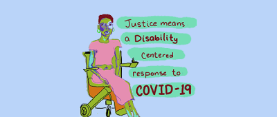 Practicing Disability Justice in an Under-Vaccinated Nation.