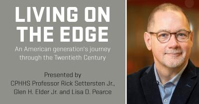 Research seminar: Richard A. Settersten, Jr., Ph.D.