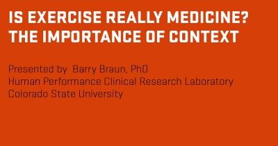 Research seminar: Barry Braun, PhD