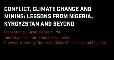 Research seminar: Casey Bartrem, PhD