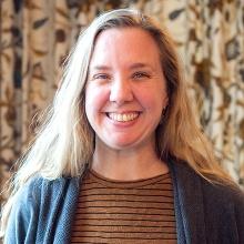 Amelia Vaughan, MLIS