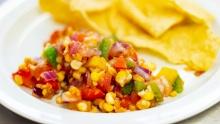 Corn Confetti Salsa
