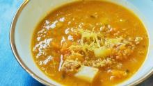 Lemony Beaver Boost Soup