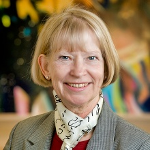 Maret Traber. Ph.D.