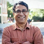 Sunil Khanna Ph.D. | Robert and Sara Rothschild Endowed Chair in Global Health