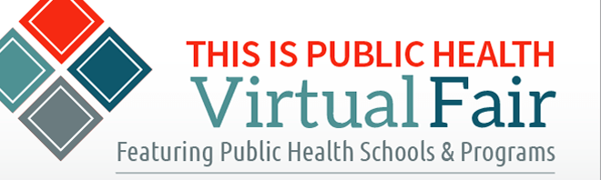 TIPH Virtual graduate student fair